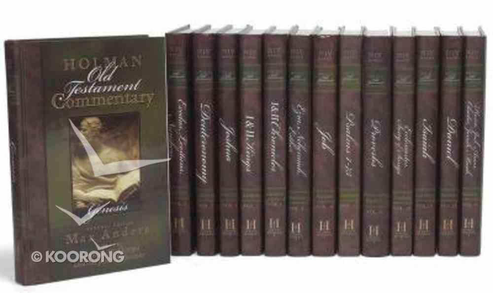 20 Volume Set (Holman Old Testament Commentary Series) Hardback