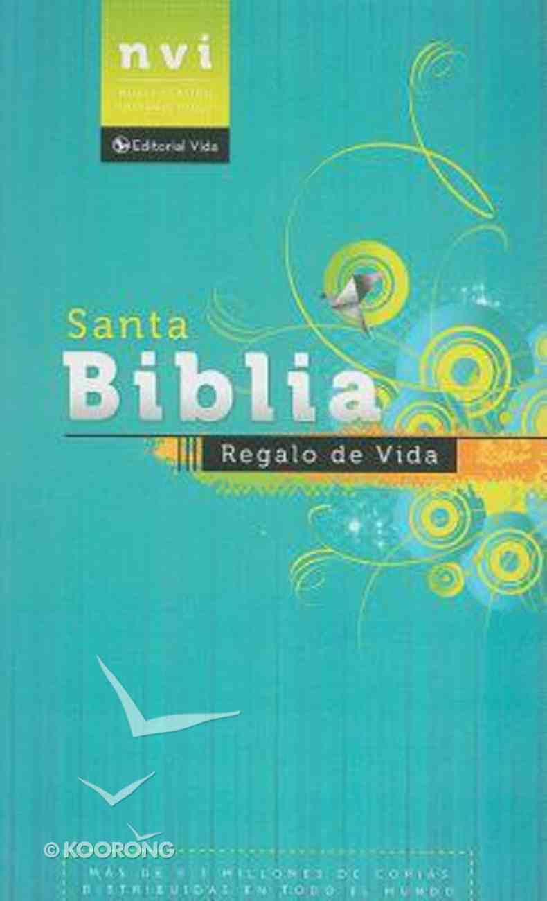 Nvi Santa Biblia Regalo De Vida (Spanish) (Holy Bible Gift Of Life) Mass Market