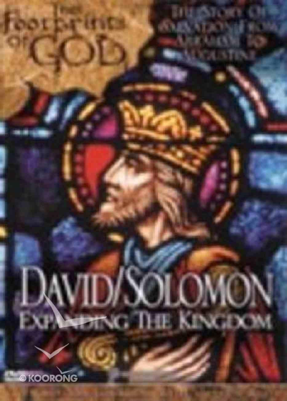 David/Solomon: Expanding the Kingdom DVD