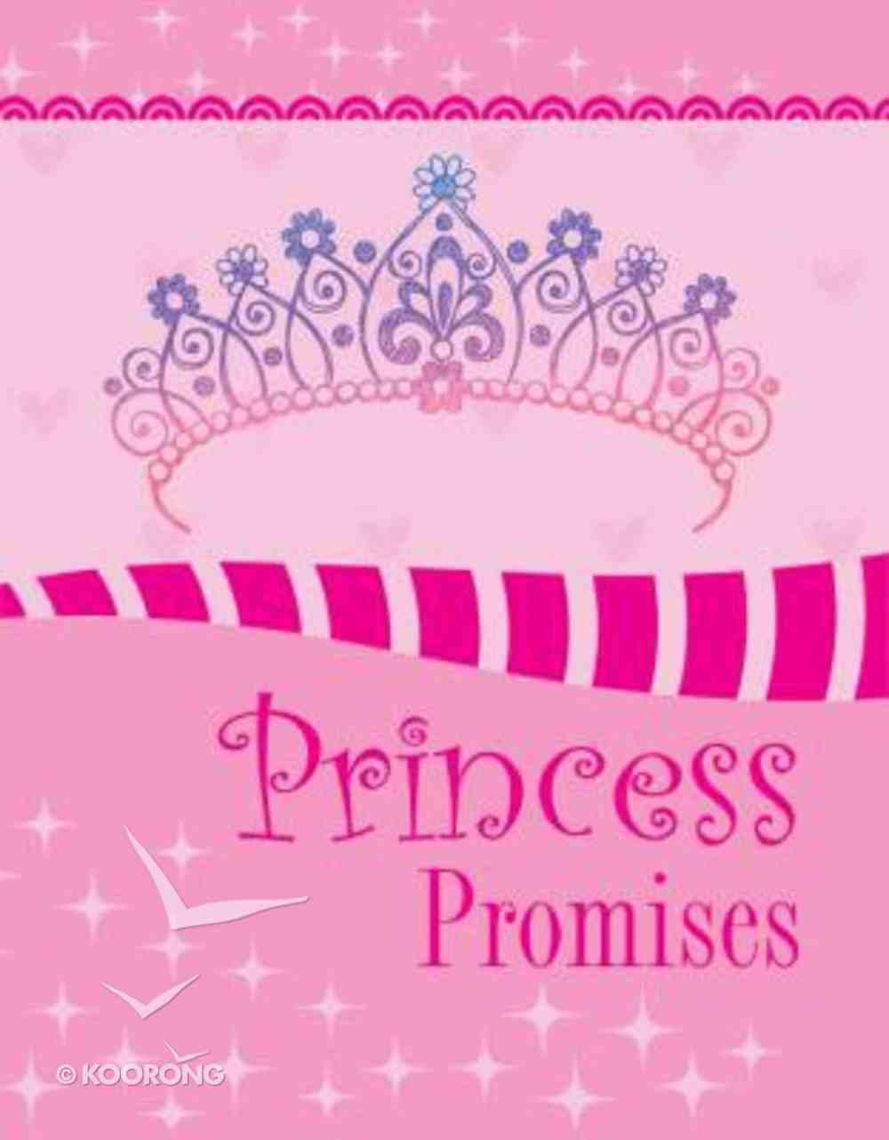 Mini Inspiration: Princess Promises Hardback