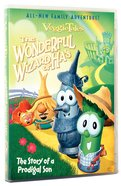 Dvd Veggie Tales #31: Wonderful Wizard Of Ha, The