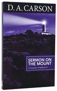 Carson Classics: Sermon On The Mount image