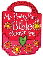 My Pretty Pink Bible Sticker Bag (Activity Book) image