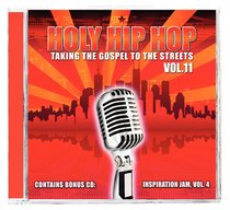 Album Image for Holy Hip Hop #11: Taking the Gospel to the Streets - DISC 1