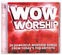 Album Image for Wow Worship Red Double CD - DISC 1
