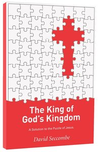 Product: King Of God's Kingdom, The Image