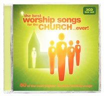 Album Image for Best Worship Songs For the Church Ever Triple CD Pack - DISC 1