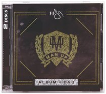 Album Image for Man Up CD & DVD - DISC 1