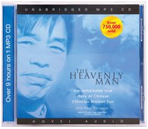 Album Image for Heavenly Man, the (Unabridged) (Mp3) - DISC 1