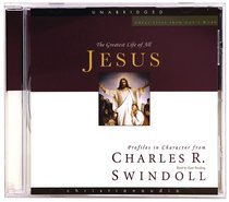 Album Image for Jesus (Unabridged-Approx 11 Hrs) (MP3) (Great Lives From God's Word Series) - DISC 1