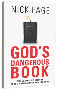 Product: God's Dangerous Book: The Surprising History Of The World's Most Radical Book Image