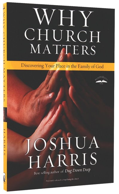 Product: Why Church Matters Image