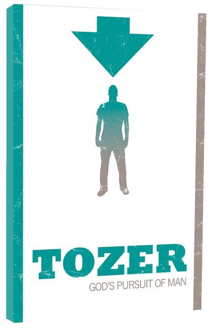 Product: Tozer Classics: God's Pursuit Of Man Image