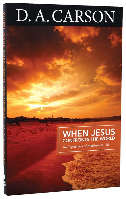 Product: Carson Classics: When Jesus Confronts The World Image