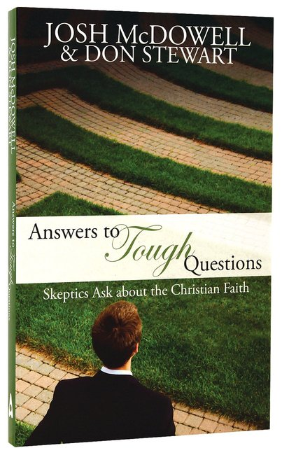 Product: Answers To Tough Questions Image