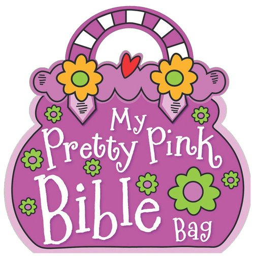 Product: My Pretty Pink Bible Bag (Book) Image