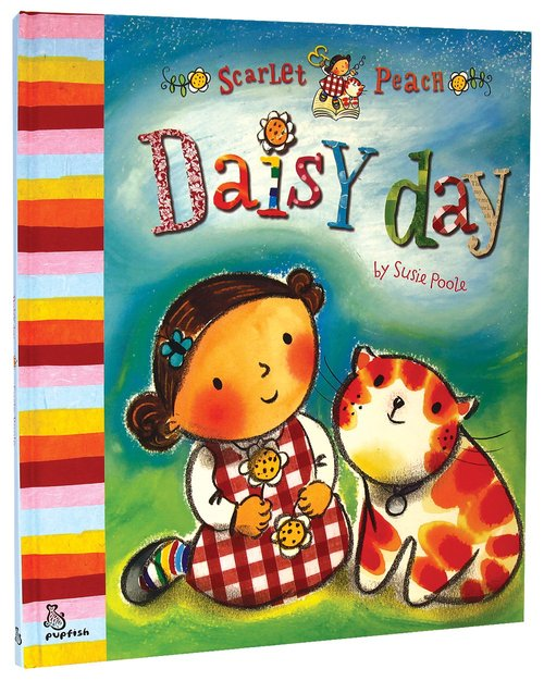 Product: Scarlet Peach: Daisy Day Image