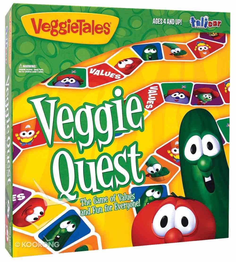 Veggie Tales: Veggie Quest Game