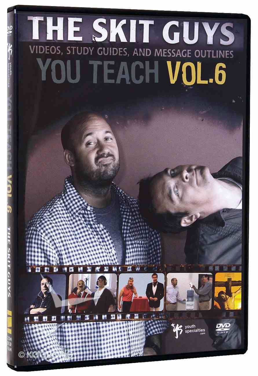 Dvd-Rom (#06 in You Teach Series) Dvd-rom