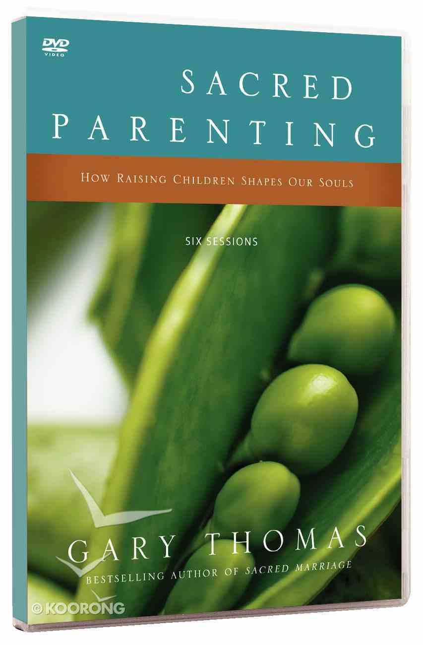 Sacred Parenting (Dvd) DVD