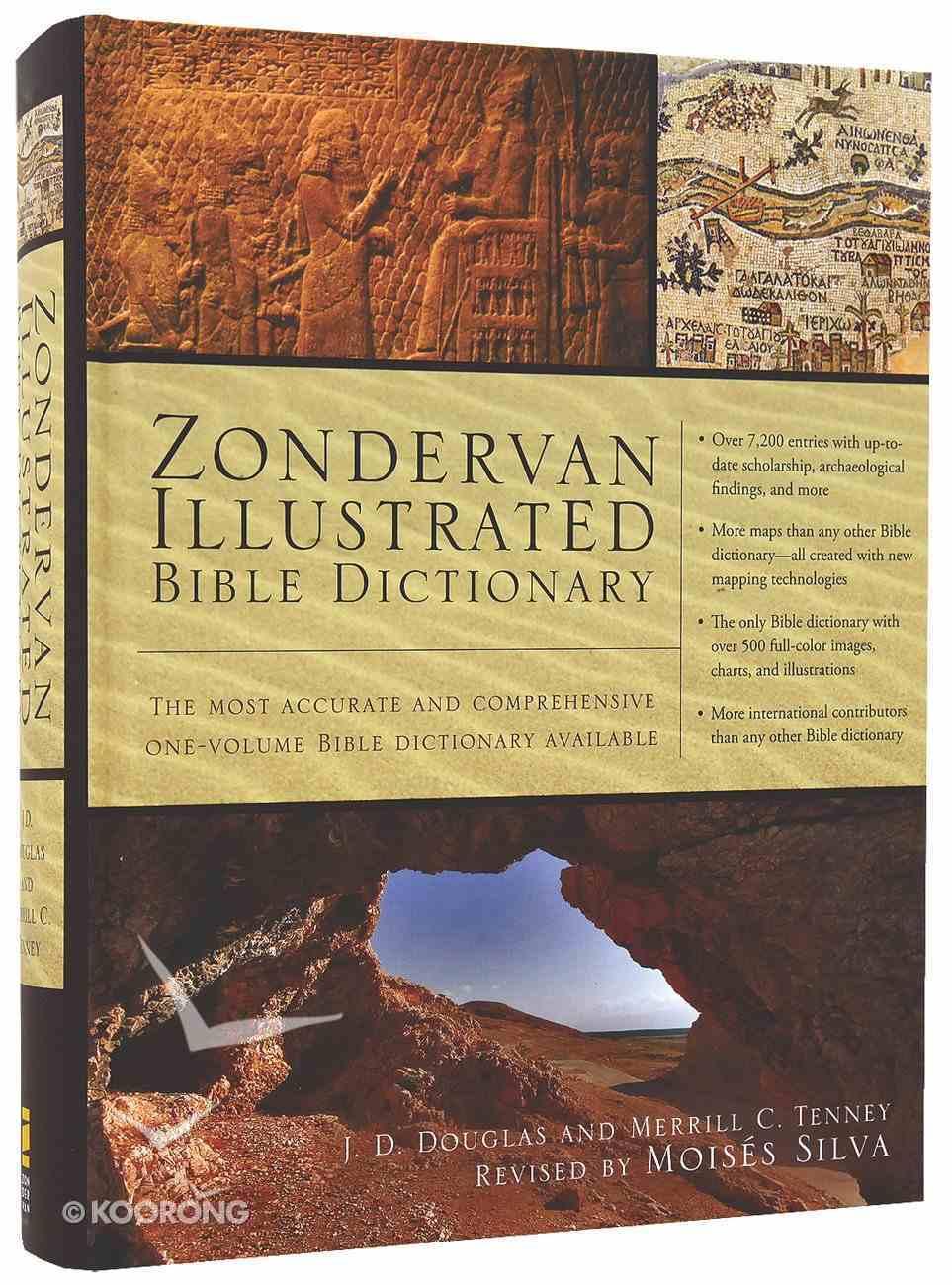 Zibd: Zondervan Illustrated Bible Dictionary (2010 Moises Silva) Hardback