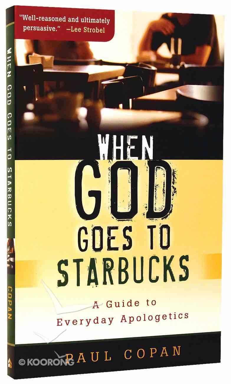 When God Goes to Starbucks Paperback