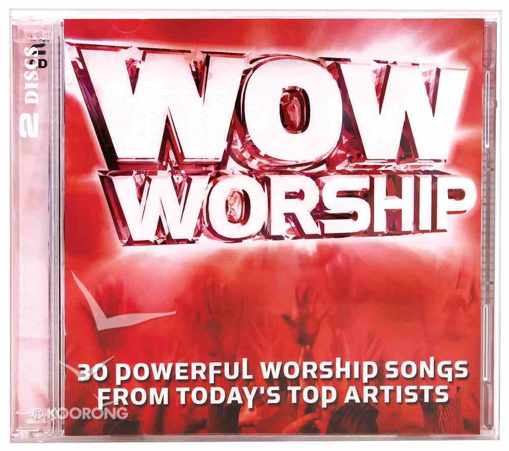 Wow Worship Red Double CD CD