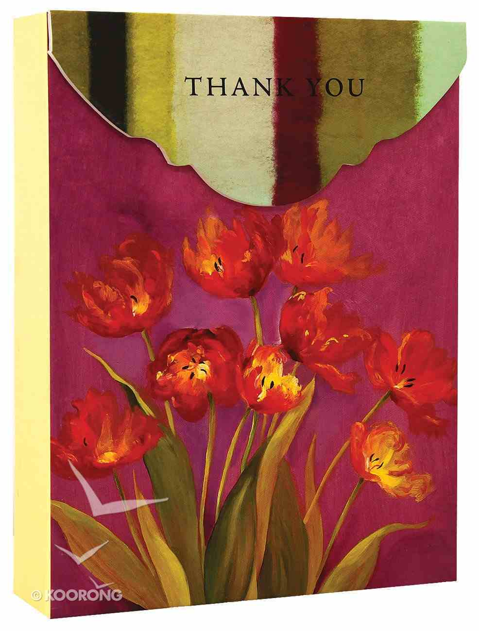 Boxed Notes: Nel Whatmore, Thank You (2 Designs) Box