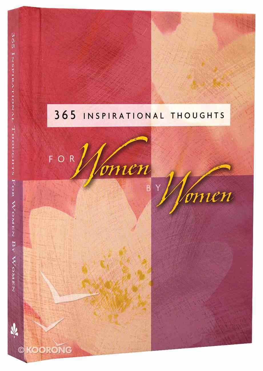 For Women By Women (365 Day Brighteners Series) Hardback