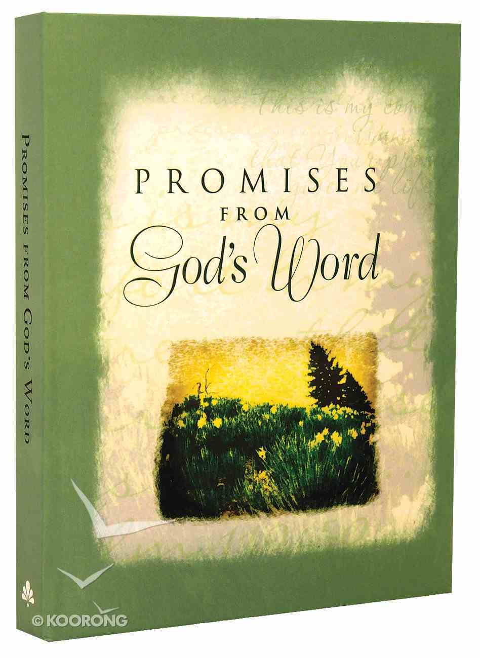 Promises From God's Word (365 Day Brighteners Series) Hardback
