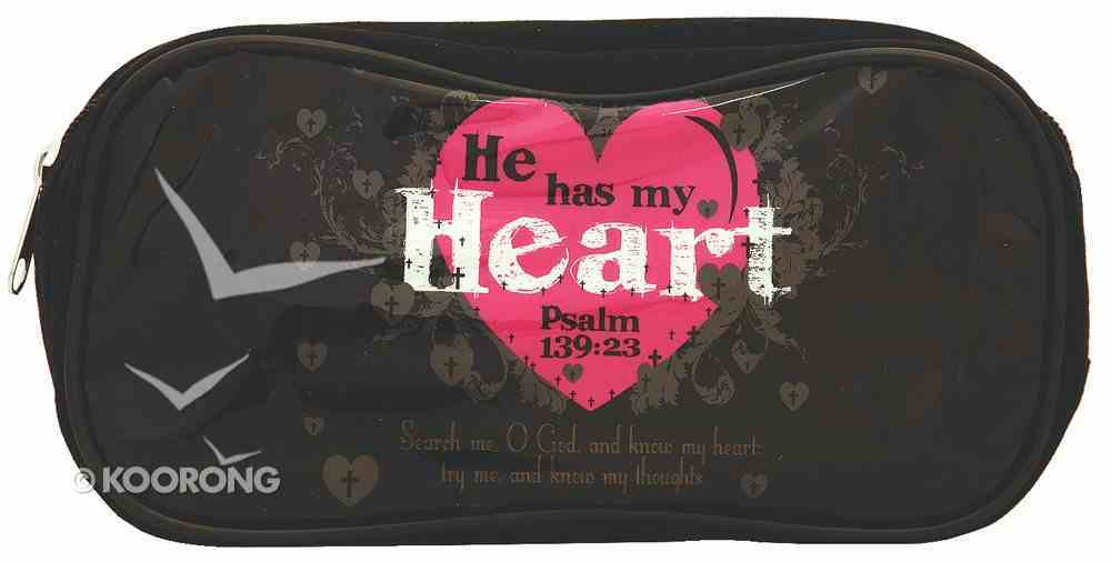 Heart Collection Pencil Pouch Stationery
