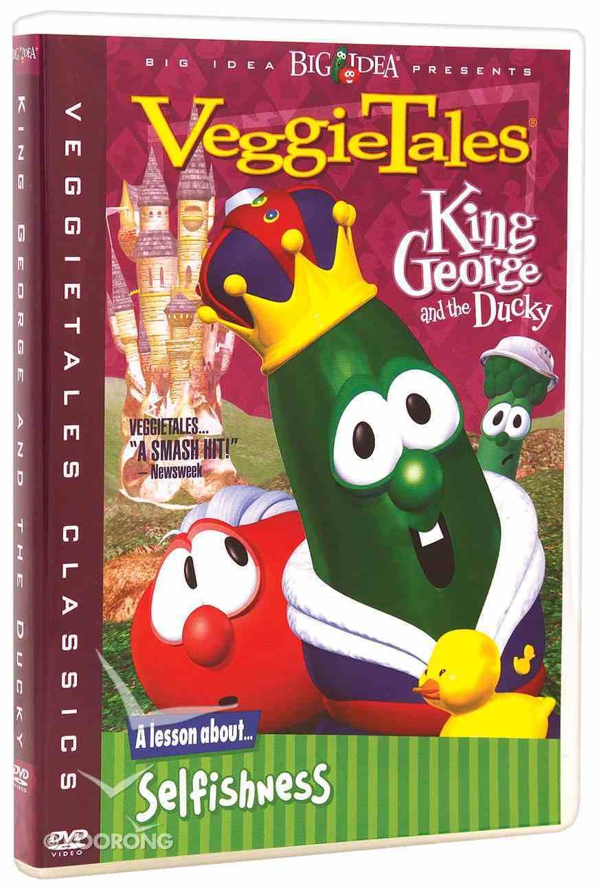 Veggie Tales #13: King George & the Ducky (#13 in Veggie Tales Visual Series (Veggietales)) DVD