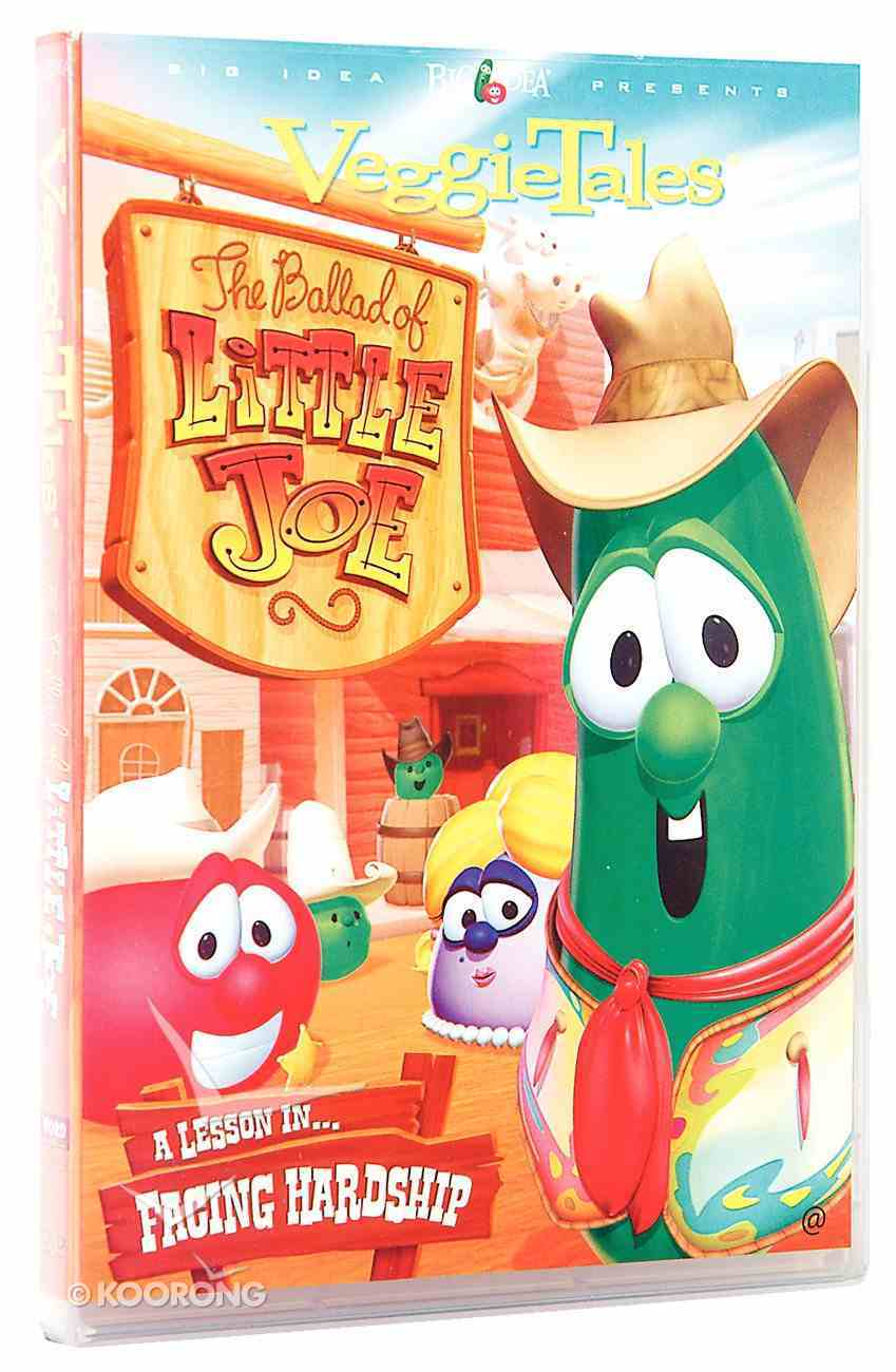 Veggie Tales #19: The Ballad of Little Joe (#19 in Veggie Tales Visual Series (Veggietales)) DVD
