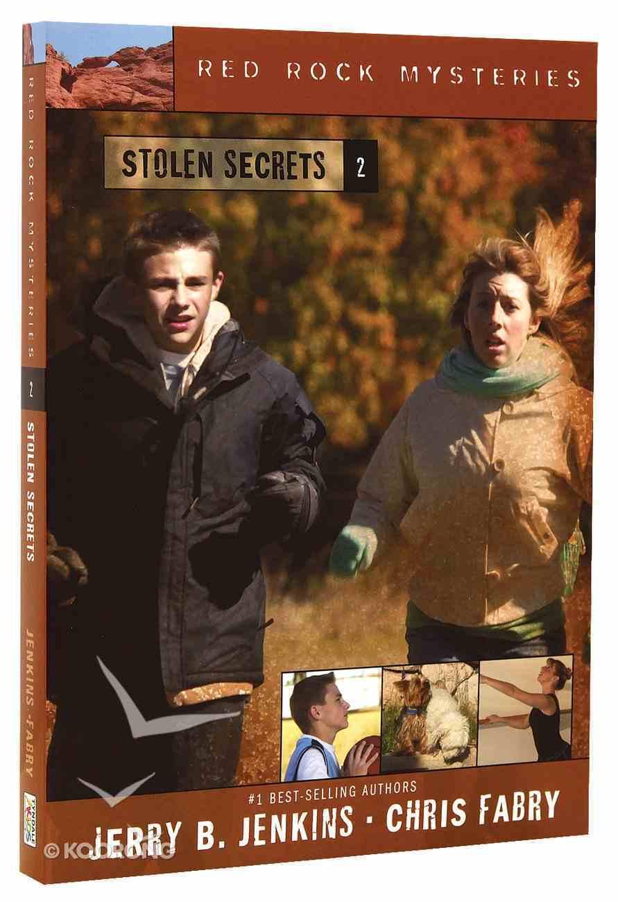 Stolen Secrets (#02 in Red Rock Mysteries Series) Paperback