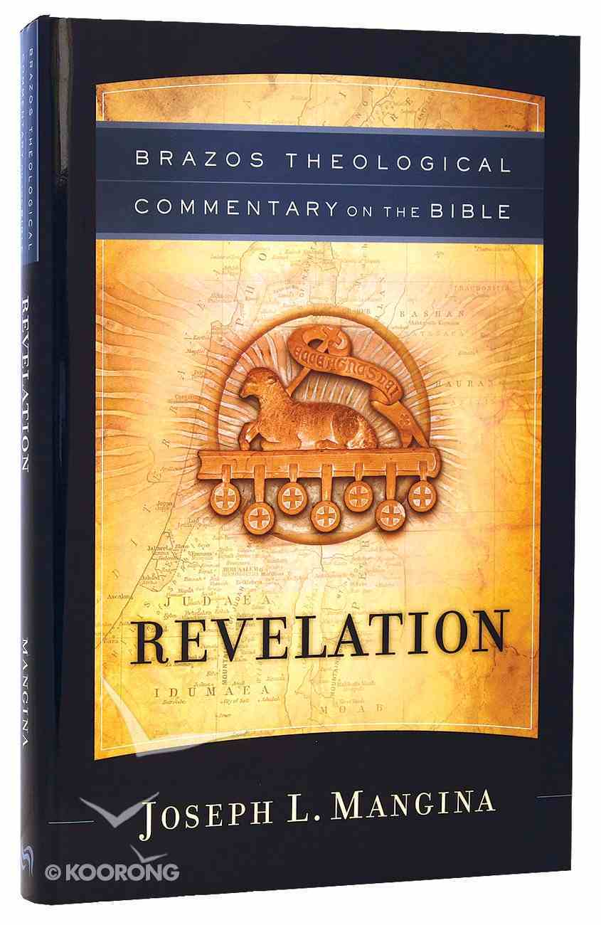Revelation (Brazos Theological Commentary On The Bible Series) Hardback
