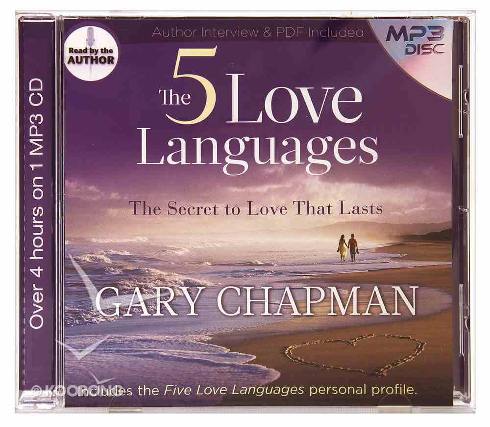 Languages love the pdf five Download [PDF]