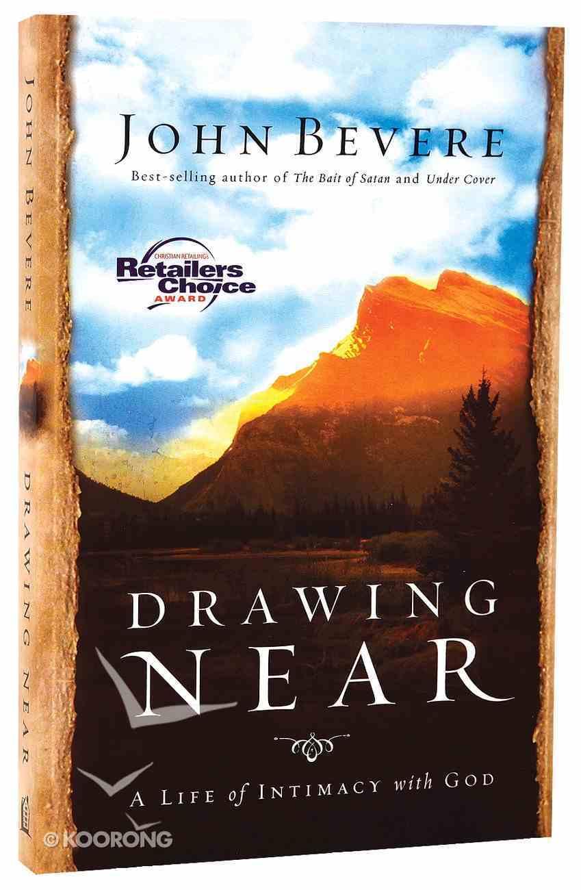 Drawing Near Paperback