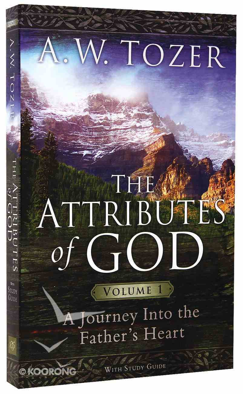 Attributes of God, the With Study Guide (Vol 1) Paperback