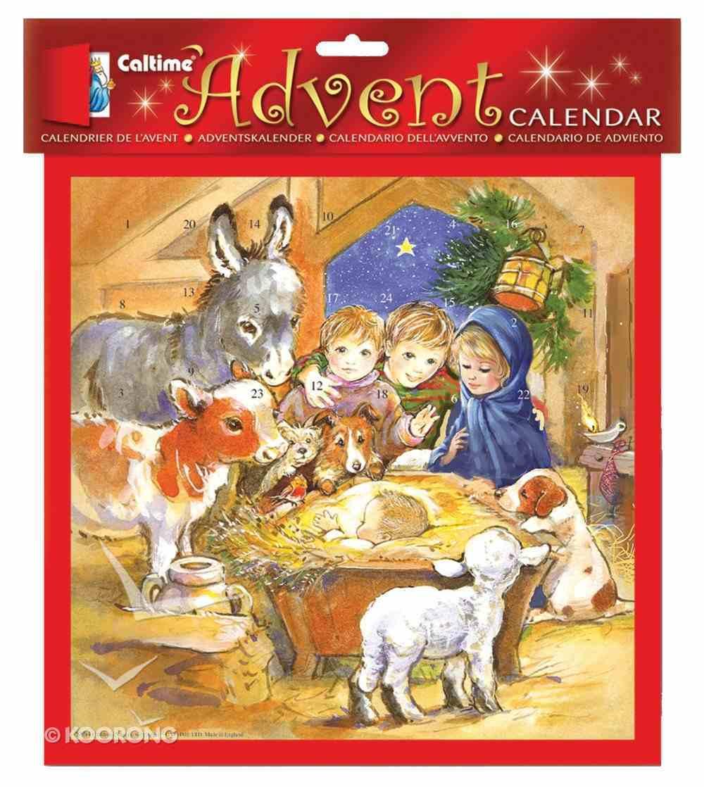 Advent Calendar: Children's Nativity Calendar