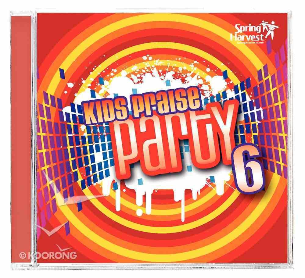 Kids Praise Party Volume 6: C'mon Everybody CD