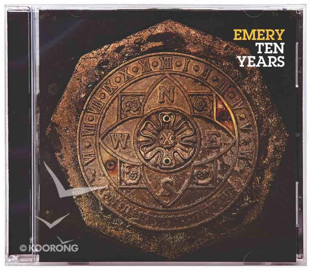 Ten Years CD