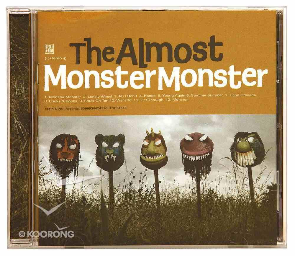 Monster Monster CD