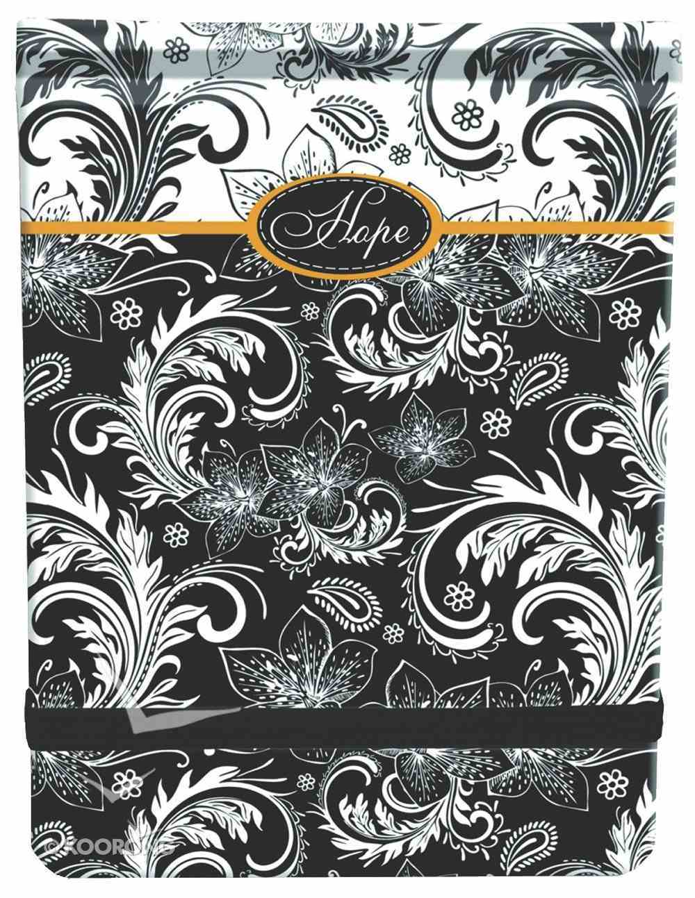 Notepad Fabric Printed: Hope Stationery