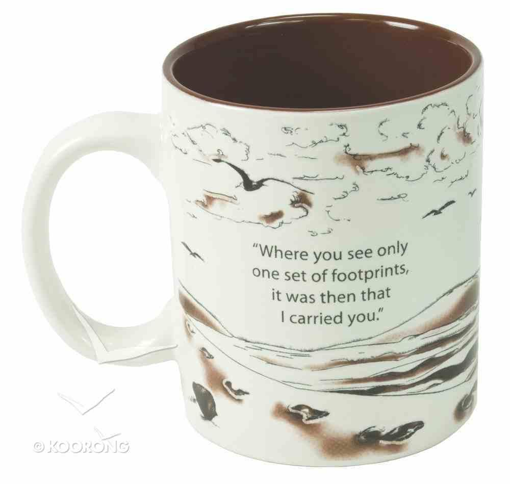 Mug: Footprints Homeware