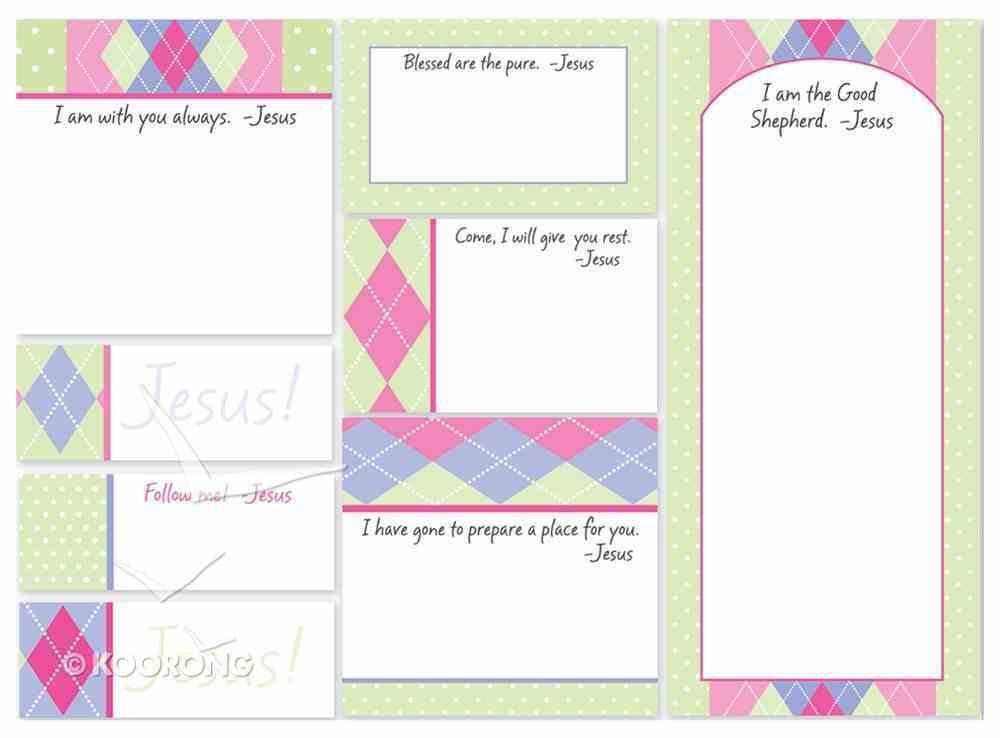 Emma Collection: Deluxe Sticky Note Set (Incl 8 Sets Of Sticky Notes) Stationery