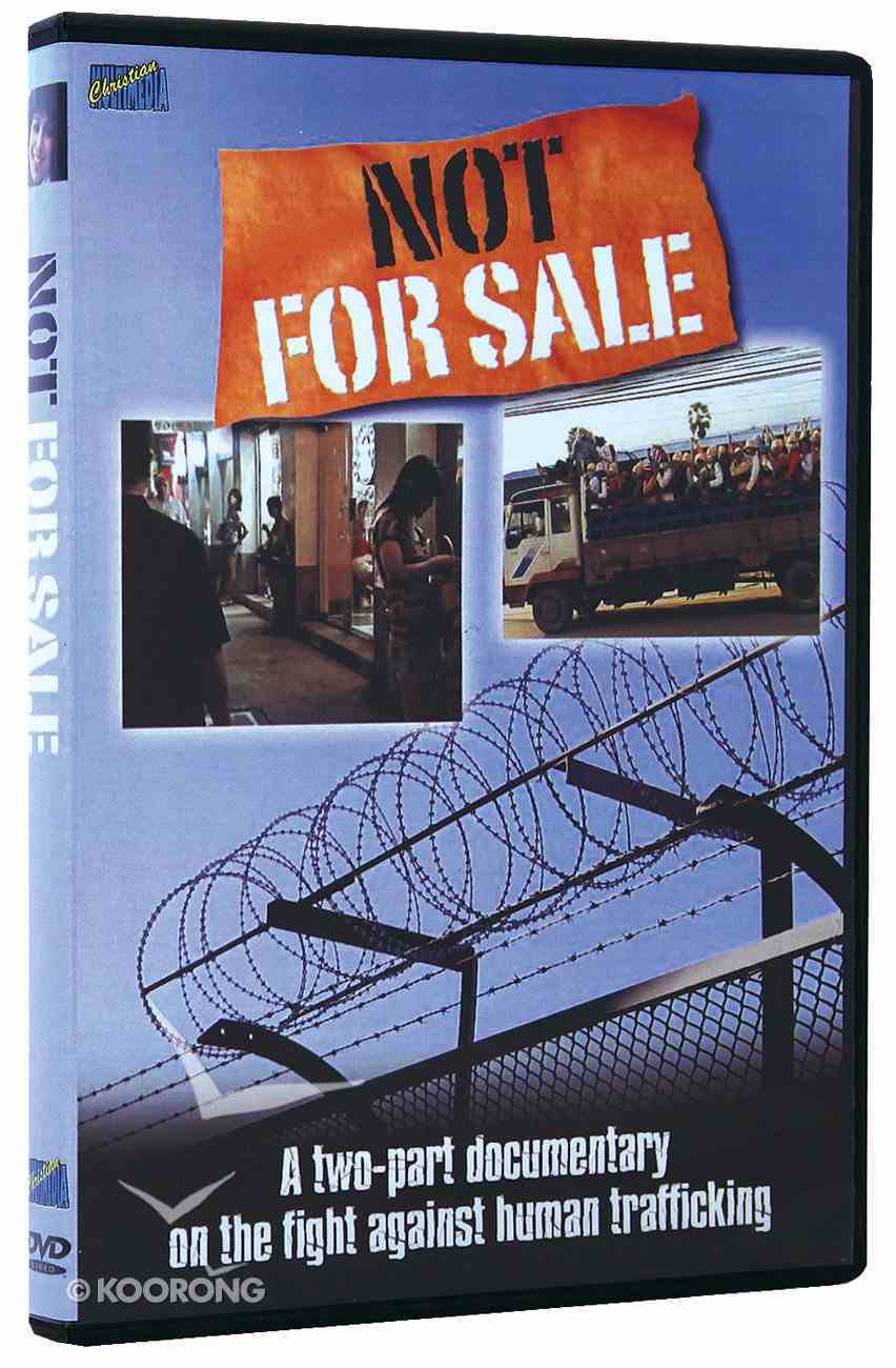 Not For Sale (Parts 1&2) DVD