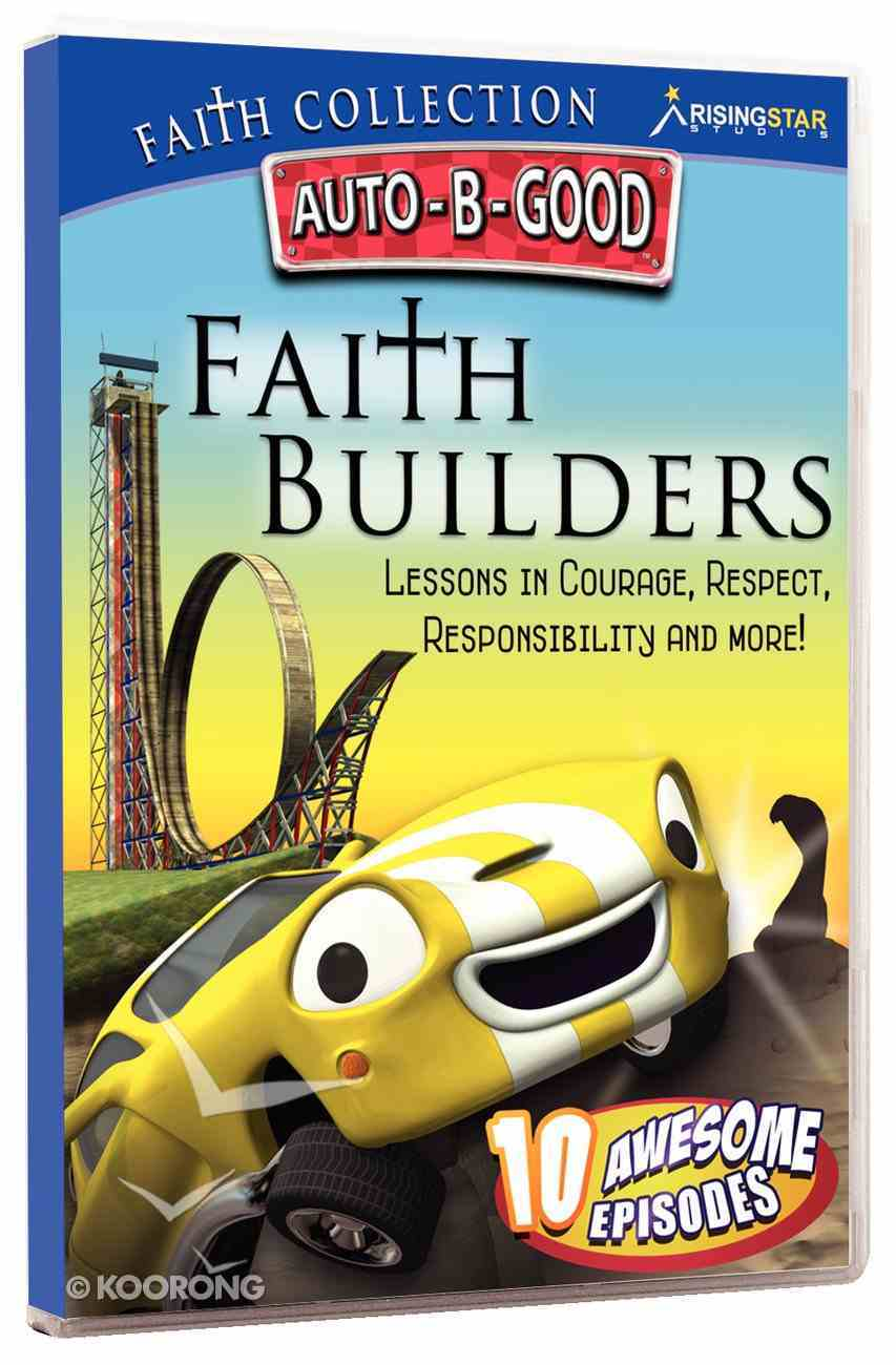 Faith Builders (Auto B Good Dvd Faith Series) DVD