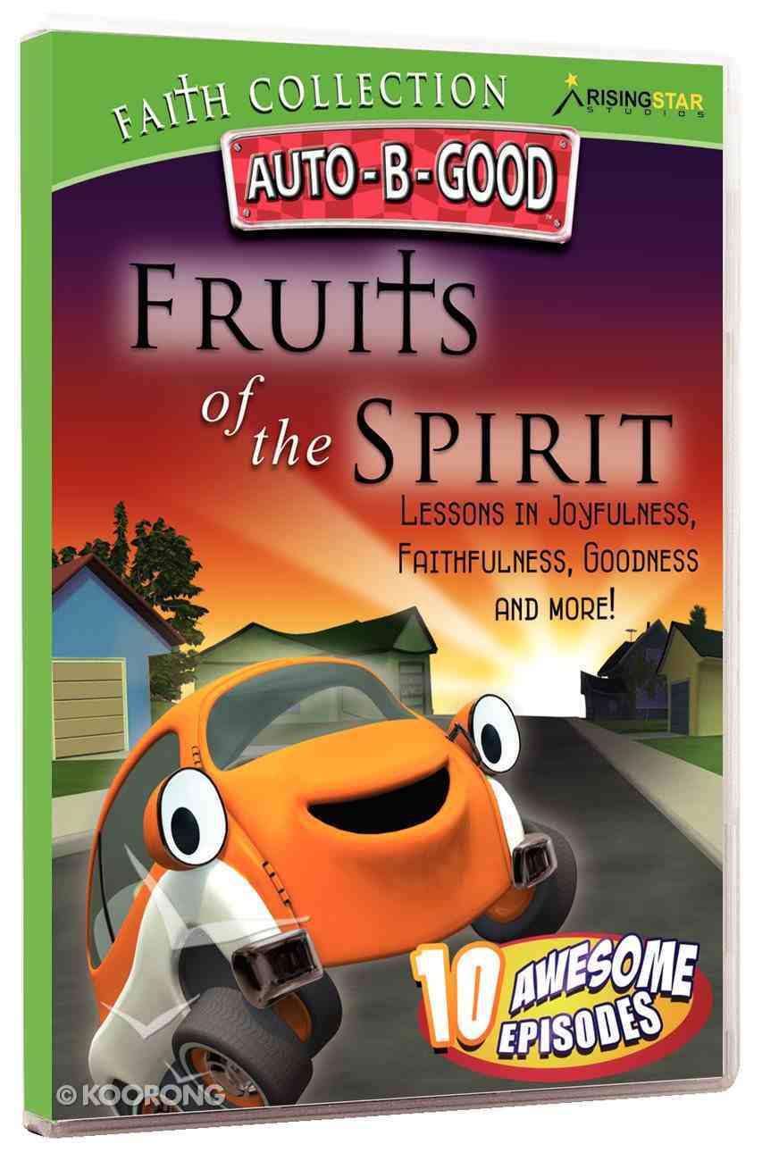 Fruits of the Spirit (Auto B Good Dvd Faith Series) DVD