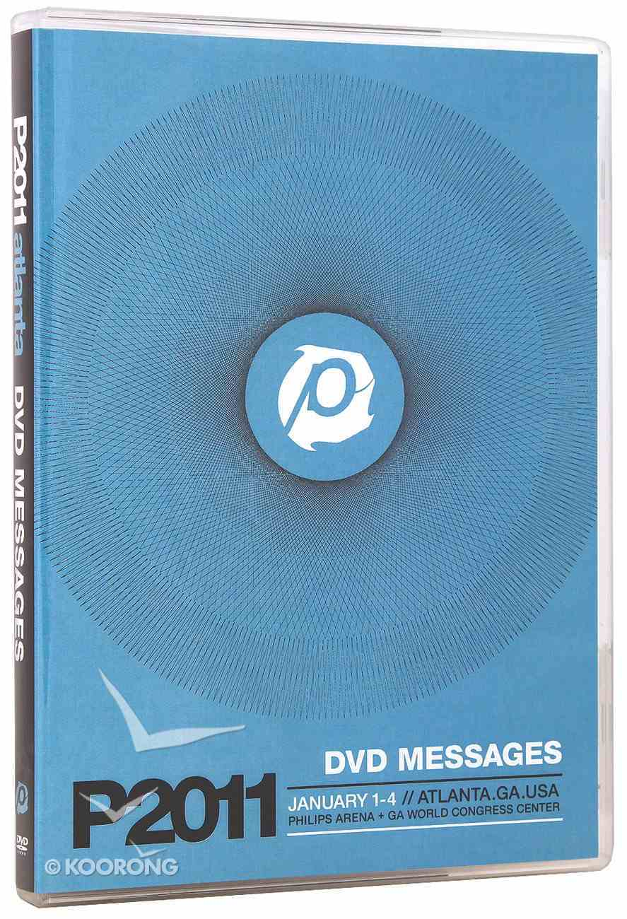 Passion 2011: Atlanta Messages DVD