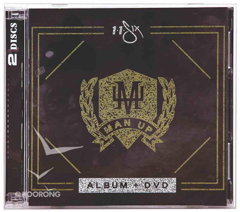 Man Up CD & DVD CD